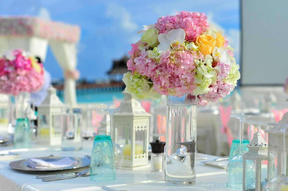 Beach Wedding Receptions For Any Budget