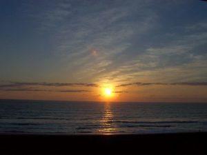 Sunset on OBX